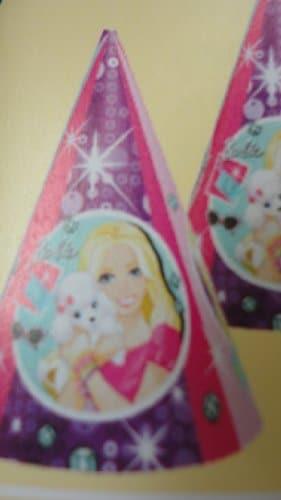 6 Hütchen Barbie Fashion - 1