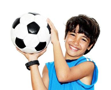Fussballparty Logo
