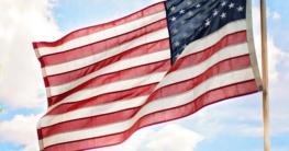 Das Hissen der US-Flagge und das Dekorieren von Gegenständen in den Farben Rot, Weiß und Blau gehört zum Independence Day dazu