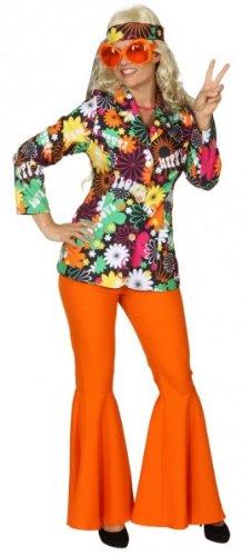 Anzug Blumenwiese : Jacke und Hose - 1