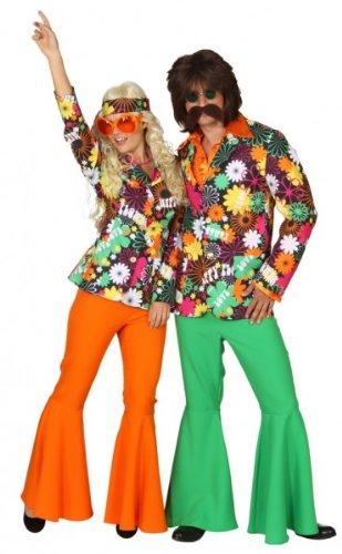 Anzug Blumenwiese : Jacke und Hose - 3