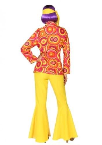 Anzug Crazy orange-gelb : Jacke und Hose - 2