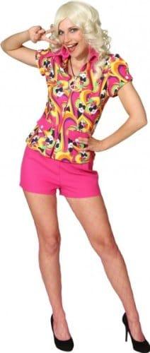 Anzug Happy Style : Bluse und Shorts - 1