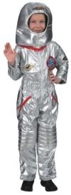 Astronautenanzug : Overall und Haube - 1