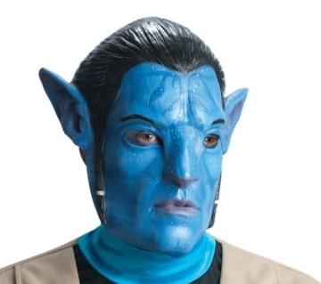 Avatar Jake Sully, Vinyl-Maske für Erwachsene Aufbruch nach Pandora - 1