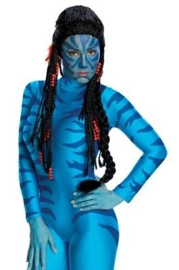 Avatar Neyitiri Perücke, Verkleidung für Erwachsene Aufbruch nach Pandora - 1