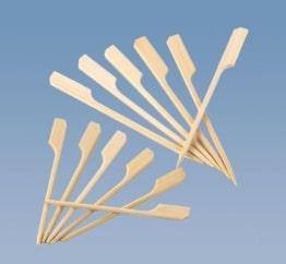 Bambus-FINGERFOOD-Satéspiesse 9cm 200er-Pack - 1