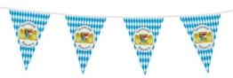 Bavaria-Wimpelkette, 10 m - 1