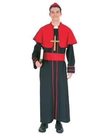 Bischof: Gewand mit Robe, Gürtel und Mütze - 1