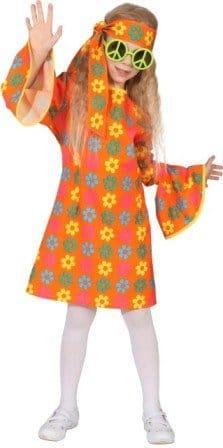 Blumengirl : Kleid mit Kopfband - 1