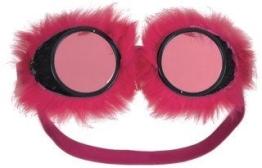 Brille mit Fell - 1