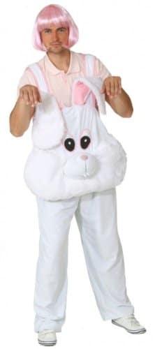 Bunny Boy : Latzhose mit Kopf - 2
