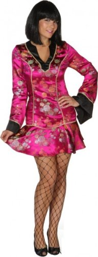 China Girl de Luxe pink - 1