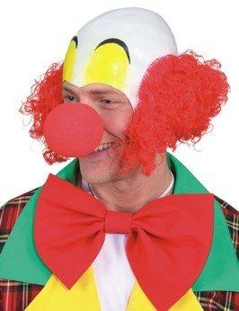 Clown-Nase: XXL-Clown-Nase, Schaumgummi, rot - 1