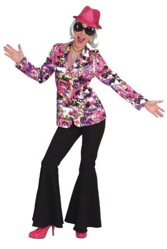 Damenanzug Cool : Jacke und Hose - 1