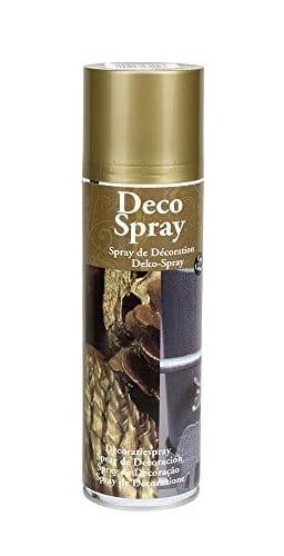 Deko-Spray GOLD 300ml-Dose, Dekofarbe goldene Sprühfarbe - 1
