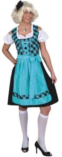 """Dirndl """"Josi"""" : Kleid mit Schürze - 2"""
