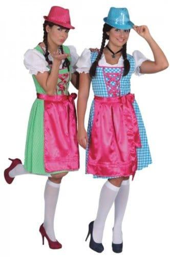 """Dirndl """"Marie"""" : Kleid und Schürze - 2"""
