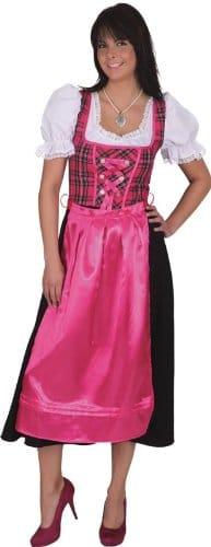 """Dirndl """"Sophie"""" : Kleid mit Schürze - 1"""
