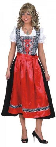 """Dirndl """"Tessa"""" : Kleid mit Schürze - 1"""