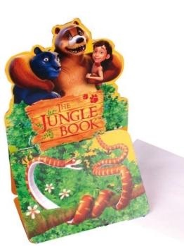 Einladung: Einladungskarte, Dschungelbuch, 6er-Pack - 1