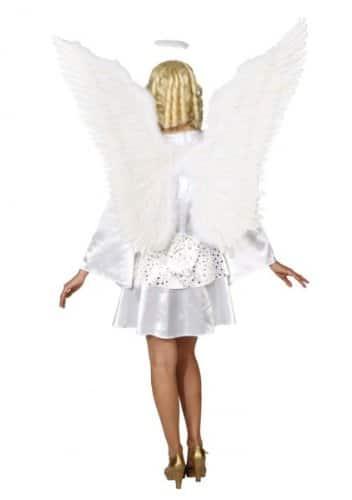 Engel – Kleid mit goldenen Sternen - 4