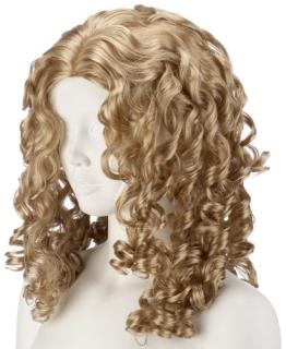 Engel: Perücke, blond, High Fashion Qualität - 1