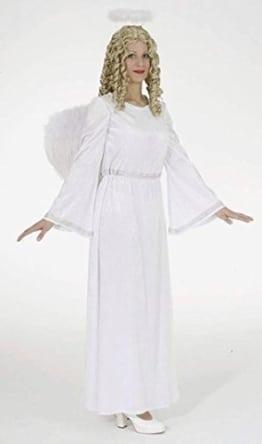 Engelkleid weiß-silber - 1