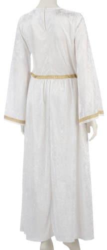 Engelskostüm: Kleid, weiß-gold - 2