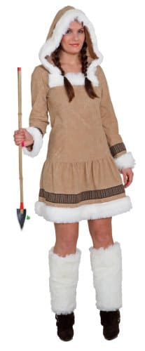 Eskimo Girl de Luxe - 1