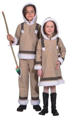 Eskimo Junge : Oberteil und Hose - 2