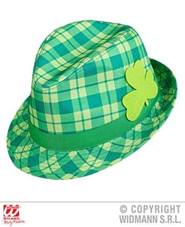 FEDORA HUT - ST. PATRICK`S DAY -, Irischer Feiertag Irland Iren - 1
