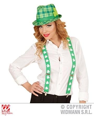 FEDORA HUT - ST. PATRICK`S DAY -, Irischer Feiertag Irland Iren - 3
