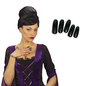 Fingernagel-Set: 2 x 10 künstliche Fingernägel - 1