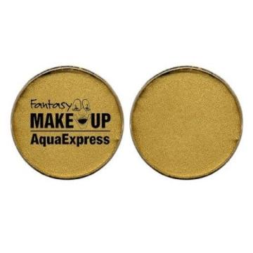 gelbe AquaExpress-Schminke 15g, Make-Up gelb Aquaschminke - 2