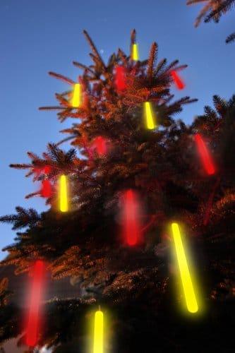 gelbe Knicklichter 15cm, gelbes Knicklicht Leuchtstab gelb - 5