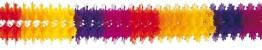 Girlande, moderne Farben mit leichtem Verlauf - 1
