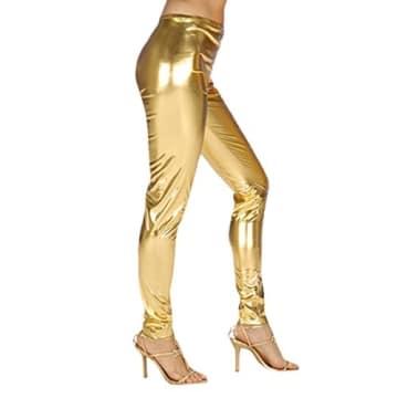 goldene Leggings - 1