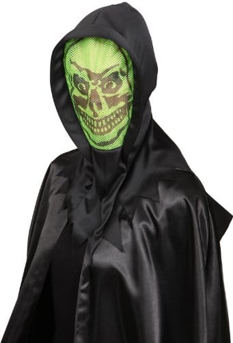 grüne Horror-Maske - 1