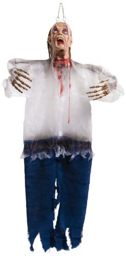 Hängedeko: Zombie, 90 cm - 1