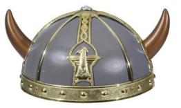 Helm: Wikingerhelm mit Hörnern, für Kinder - 1