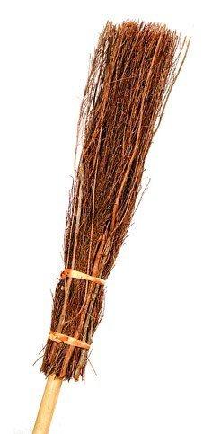 Hexenbesen, ca. 90 cm Länge - 1