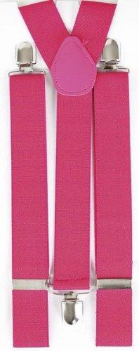 Hosenträger: Bundhalter, pink - 1