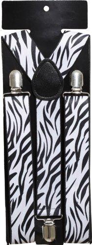 Hosenträger Zebra - 1