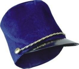 Hut: Hut für Uniform, blau - 1