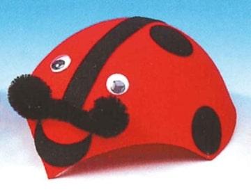 Hut: Käferkappe, Kindergröße - 1