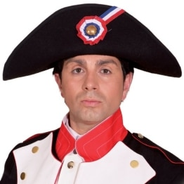 Hut: Napoleon-Hut, Zweispitz, Einheitsgröße - 1