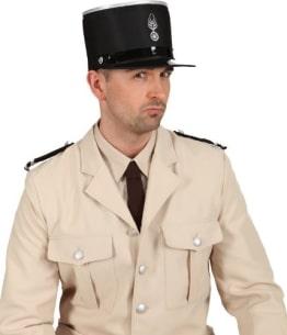 Hut: Polizeimütze, französisch - 1