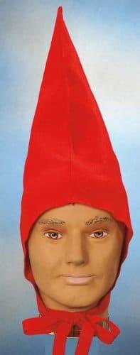 Hut: Zwergenmütze, rot - 1