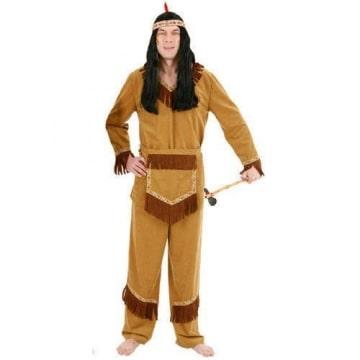 Indianer Arapacho : Oberteil, Hose und Schürze - 1